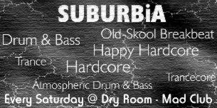 Saturdays @ dry room